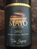 2012 The Gypsy, Sonoma Valley,